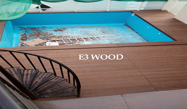 Wood Decking Boards Exporter