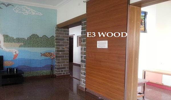 Wooden Wall Panel in Hyderabad